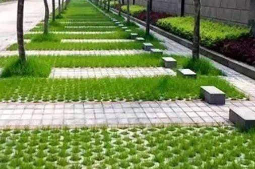 你知道植草砖的一般规格是多少吗?看看襄阳振金发介绍的这三种!