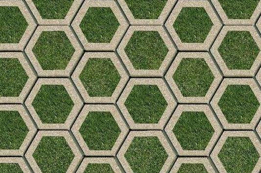 被广泛应用的植草砖的优势在哪里呢?看看这八个方面吧!