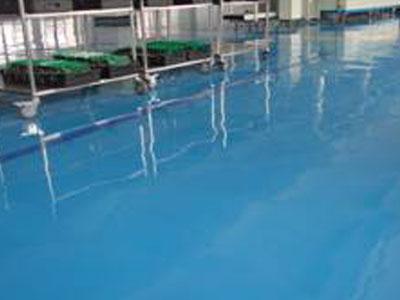 瀚生厂房水性环氧地坪