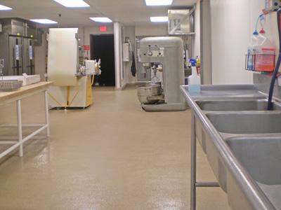 环氧防滑型地坪