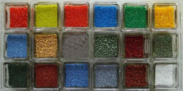 为什么说南阳彩砂是建筑材料的新突破,原来是由于这些!