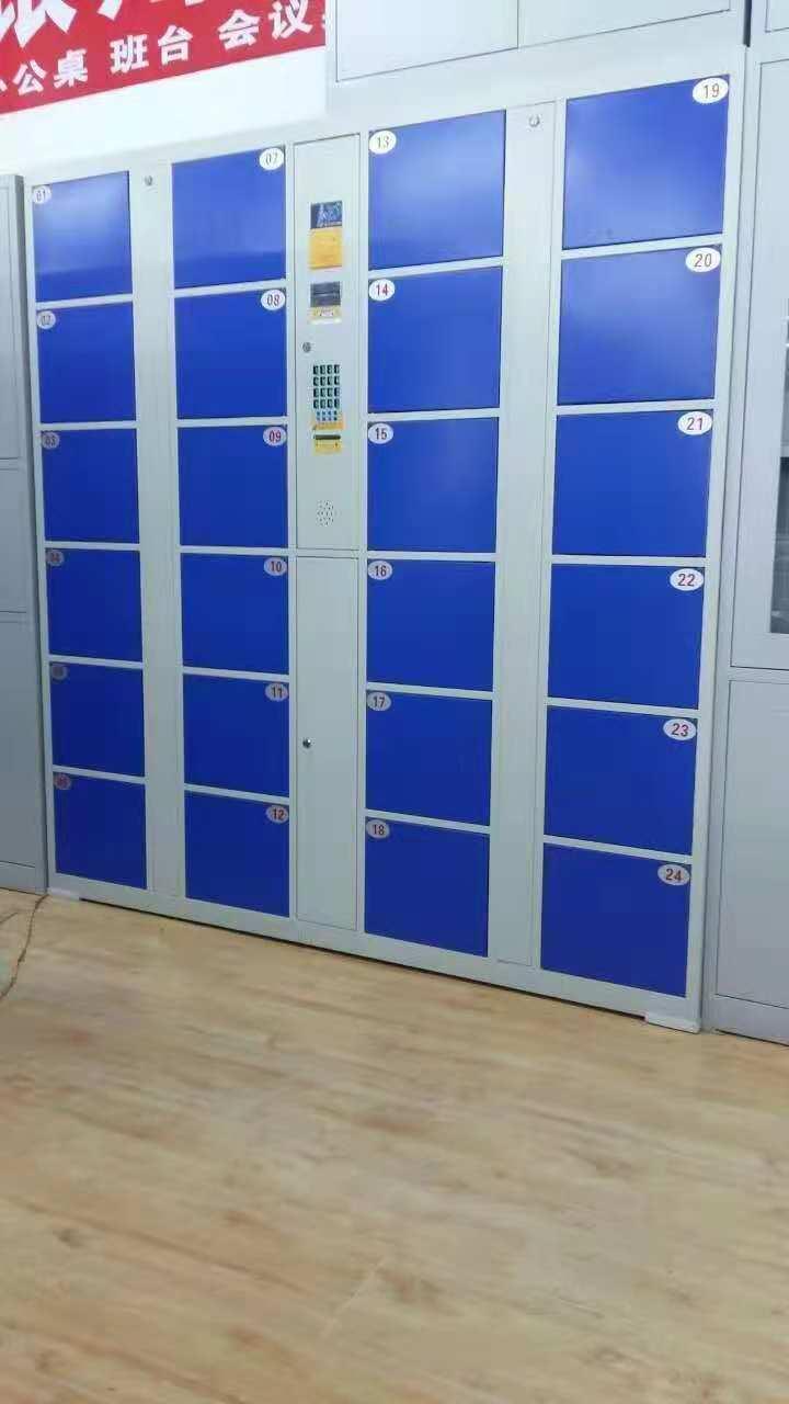 襄阳电子存包柜安装步骤