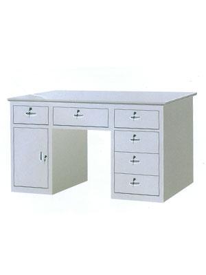 襄阳RM-103钢制办公家具桌