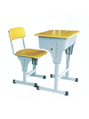 襄阳RM-134升降单人课桌椅