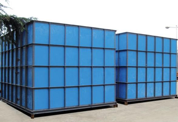 耐酸碱玻璃钢水箱
