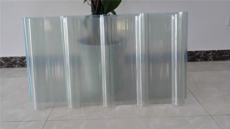 透明玻璃钢瓦