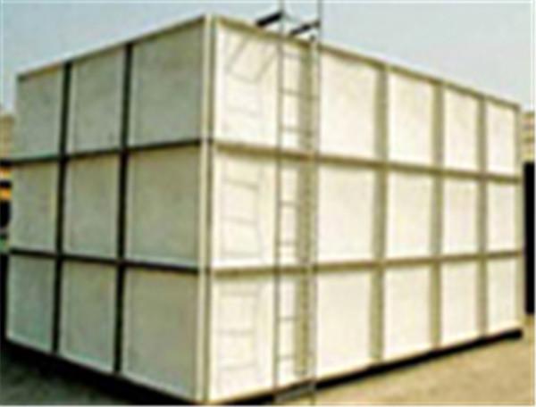 拼装玻璃钢水箱