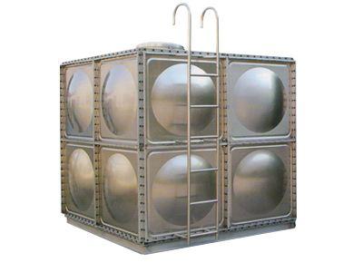 装配式不锈钢水箱制作