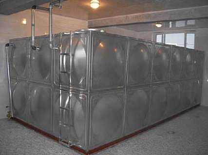 水箱制作安装