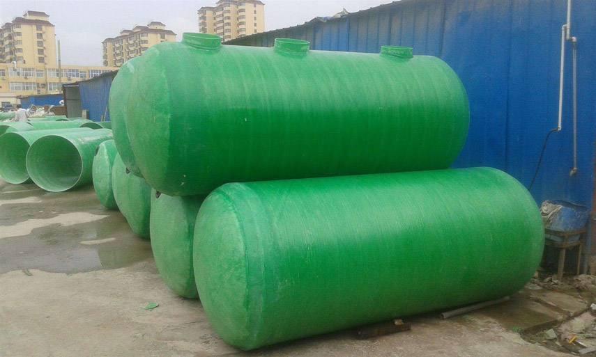 玻璃钢化粪池制作厂家