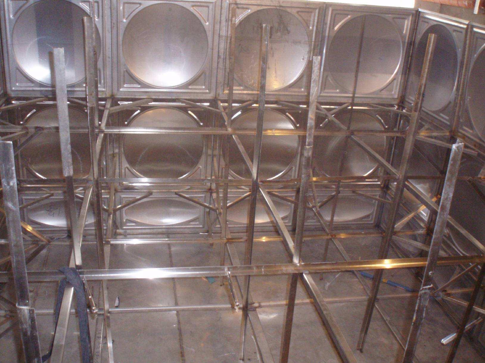 不锈钢水箱销售