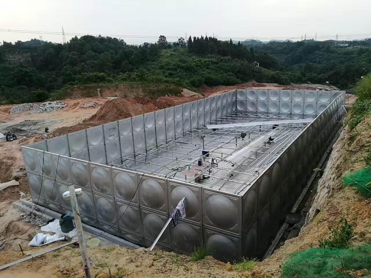 不锈钢水箱安装厂家