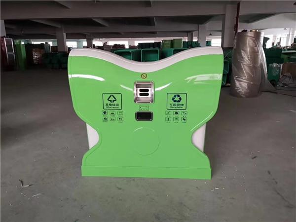 白绿色垃圾桶销售