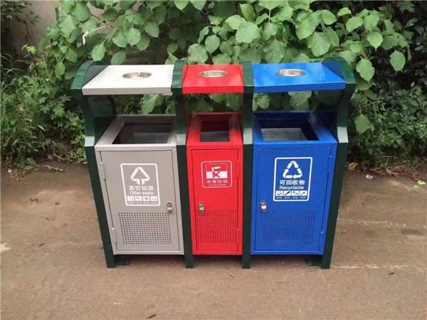 生活中我们活动的地点,几乎都可以看见垃圾桶的身影