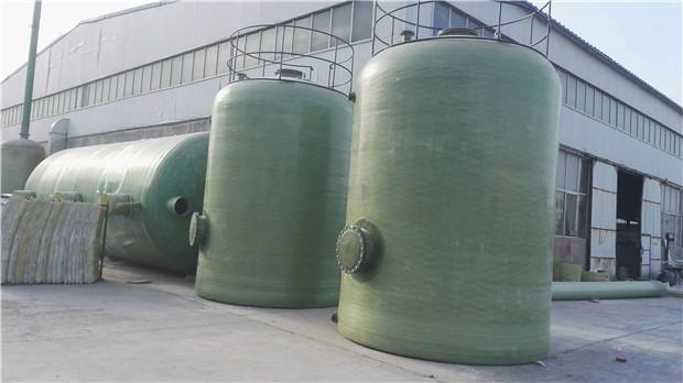宜昌玻璃钢储罐
