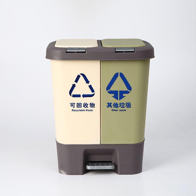厂家直销环卫垃圾桶_环保材质垃圾桶批发