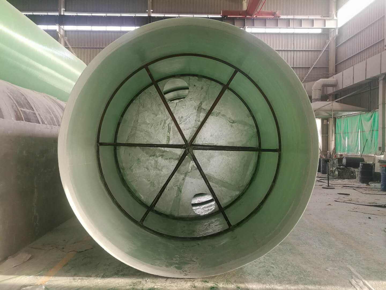 玻璃钢化粪池安装