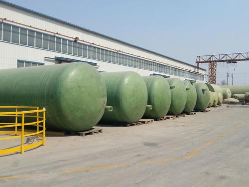 玻璃钢化粪池规格齐全安装定制厂家