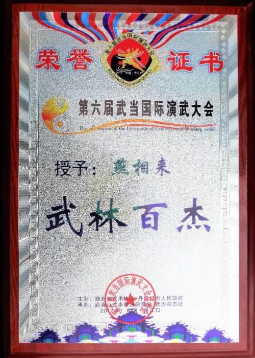 武术学校获奖图片