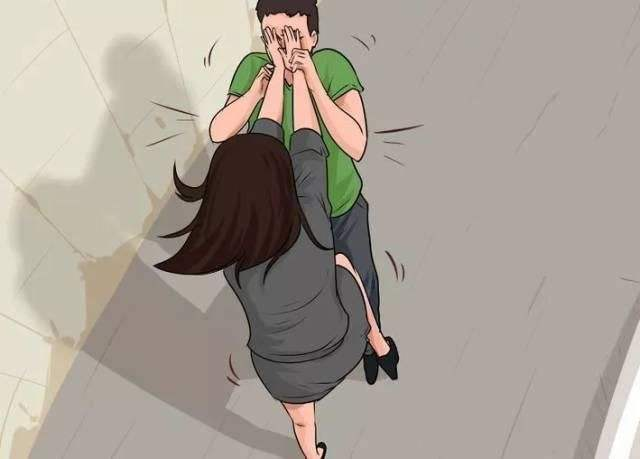 女子防身术