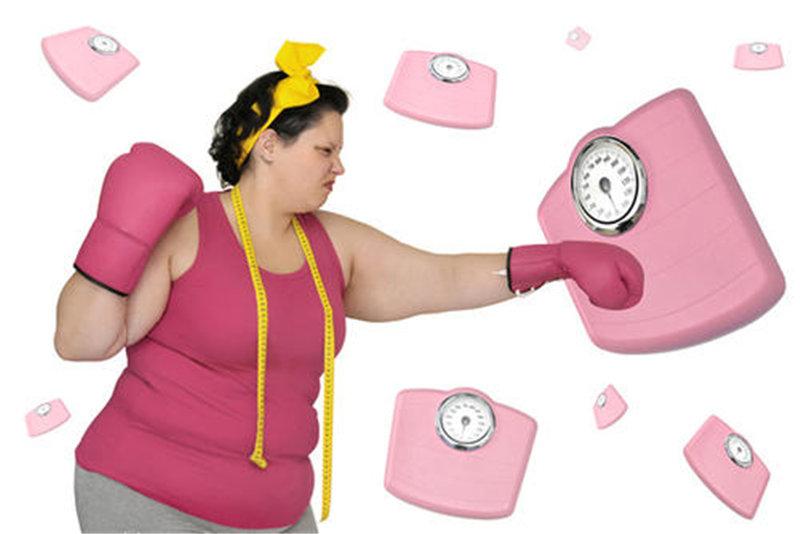 达摩混元告诉您男女减脂的方法