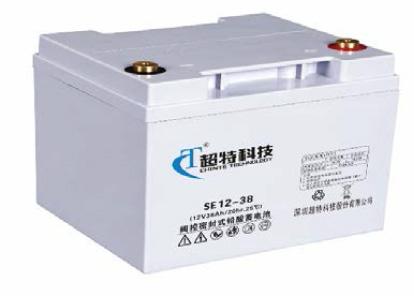 SE 12-38鉛酸蓄電池