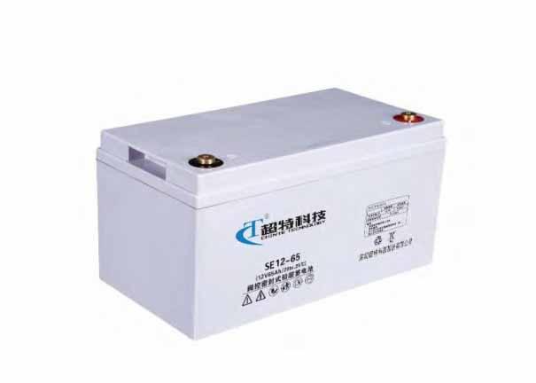 SE 12-65鉛酸蓄電池