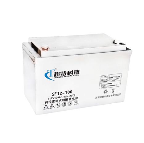 SE 12-100鉛酸蓄電池