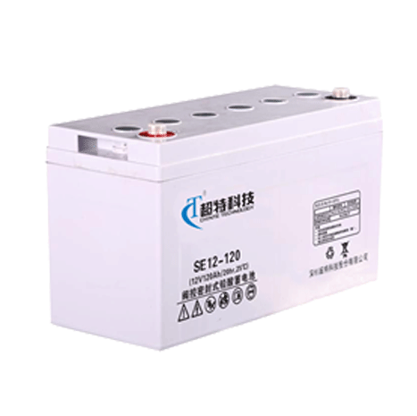 SE 12-120鉛酸蓄電池
