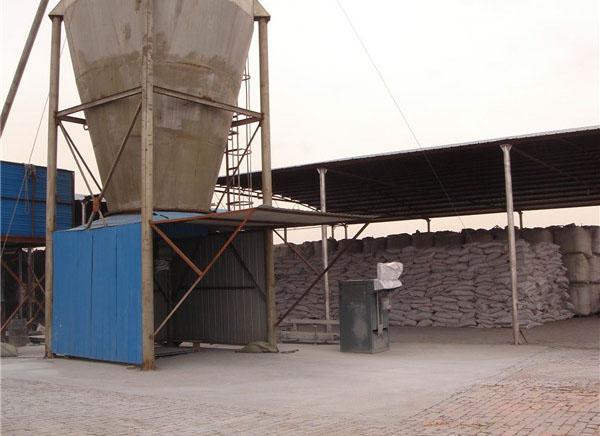 成都硅粉设备厂区展示