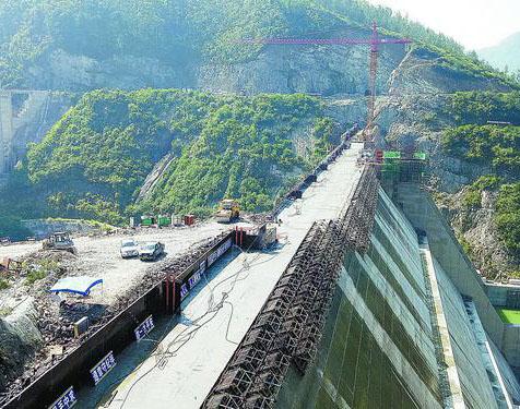 四川硅粉运用于水利水电工程