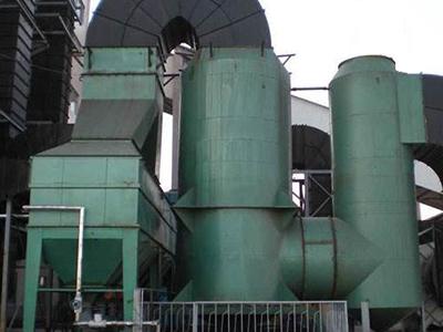 四川锅炉治理除尘器