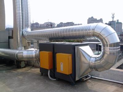 成都VOCS工业废气处理设备