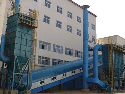 工业除尘治理设备