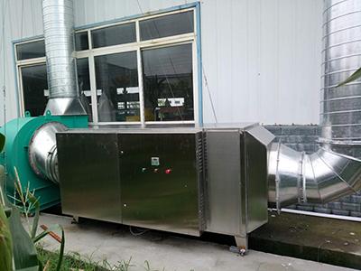 四川VOCS工业废气处理设备