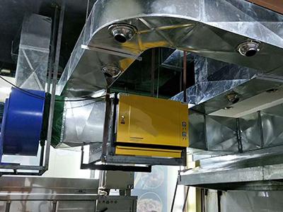 眉山油烟净化设备