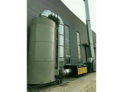 云南工业废气除味设备