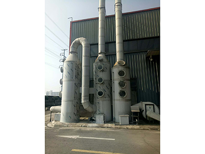 工业喷淋污水处理设备