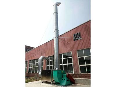 德阳VOCS工业废气处理设备