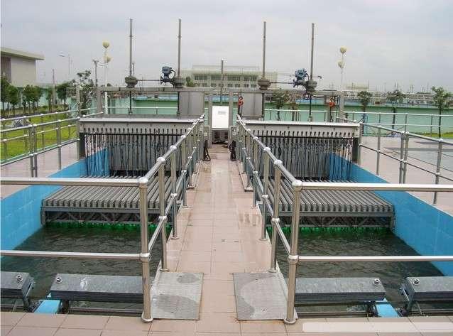 成都污水处理流程