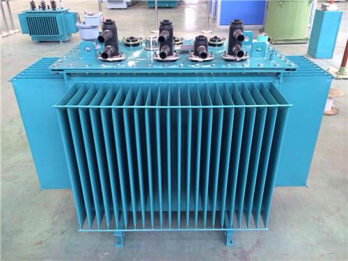 河南油浸式变压器厂家