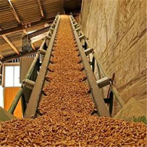 河北生物质颗粒厂家-刨木颗粒
