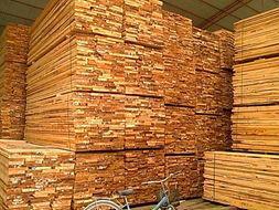 西安防腐木仓库
