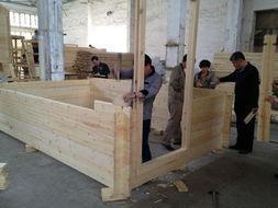 西安木结构防腐木凉亭安装