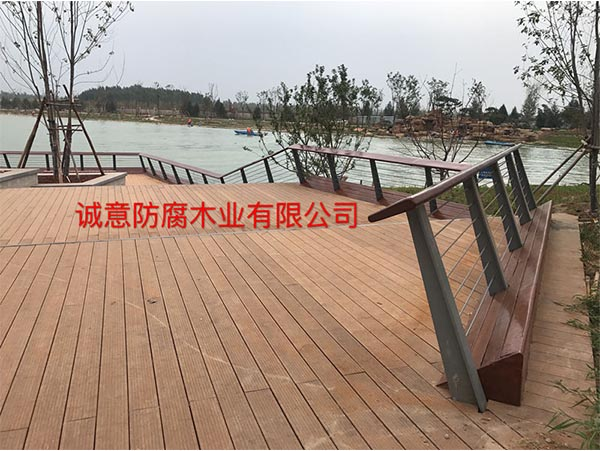 西安木结构昆明池案例