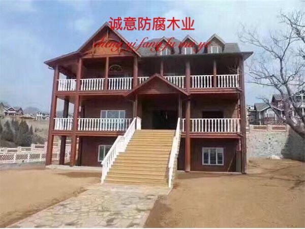 西安木结构木屋