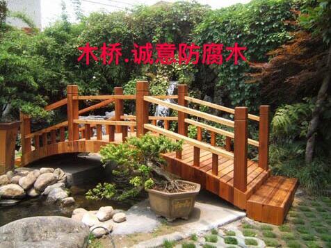 西安木桥生产