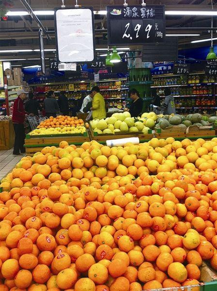 宜昌伍家岗区某大型超市