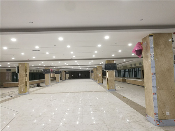 四川电缆桥架——赤水政务中心工程案例