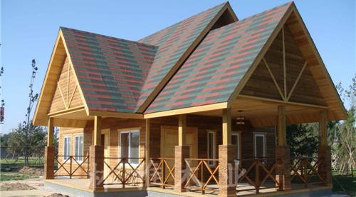 安装河南防腐木木屋应该要注意的事情有哪些